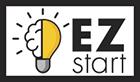 EZ-START, El inicio fácil para los emprendedores Logo